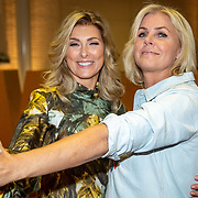 NLD/Aalsmeer/20190902 - fotomoment Dancing with the Stars 2019, juryleden Irene Moors & Euvgenia Parakhina