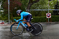 Paula Patino Bedoya (COL) at La Madrid Challenge by La Vuelta 2019 - Stage 1, a 9.3 km individual time trial in Boadilla del Monte, Spain on September 14, 2019. Photo by Sean Robinson/velofocus.com