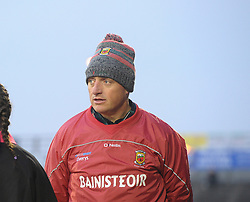 Mayo Ladies football manager Peter Leahy,<br />Pic Conor McKeown