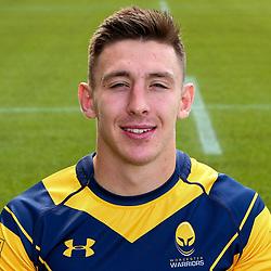 Josh Adams of Worcester Warriors - Mandatory by-line: Robbie Stephenson/JMP - 25/08/2017 - RUGBY - Sixways Stadium - Worcester, England - Worcester Warriors Headshots