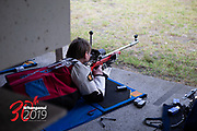 SHOOTING<br /> SMALL BORE<br /> Downer NZ Masters Games 2019<br /> WHANGANUI, NEW ZEALAND<br /> 1 Feb 2019<br /> Photo KEVIN CLARKE CMGSPORT<br /> WWW.CMGSPORT.CO.NZ