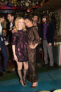 KYLIE MINOGUE, RUTH NEGGA, Nick Cave and the Bad Seeds with The Vampire's Wife and Matchesfashion.com party to celebrate the end of their 2017 World tour. Lou lou's. Hertford St. Mayfair.