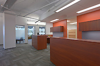 Interior Image of Washington DC Law firm James & Hoffman by Commercial Photographics