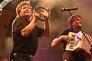 Bjarne Brøndbo og DDE. Foto: Bente Haarstad Sommerfestivalen i Selbu er en av Norges største musikkfestivaler. Sommerfestivalen is one of the biggest music festivals in Norway.