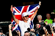 Lewis Hamilton has been named in the 'Paradise Papers' regarding the purchase of his Bombardier Challenger 605 private jet.<br /> Here pictured winning his fourth Formula One World Championship title on 29th October at Circuit Hermanos Rodriguez, Mexico City<br /> Picture by EXPA Pictures/Focus Images Ltd 07814482222<br /> 06/11/2017<br /> *** UK &amp; IRELAND ONLY ***<br /> <br /> EXPA-EIB-171030-0155.jpg