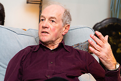 Lord Peter Lilley, 75, an ardent Brexiteer discusses Brexit with Bild Reporter Philip Fabian at his home in London. London January 13 2019.