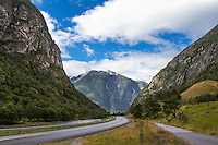 Laerdal valley, Norway