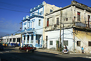 Havana, shanty building in the Old city