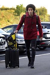October 9, 2018 - Brussels, Belgium - Axel Witsel midfielder of Belgium (Credit Image: © Panoramic via ZUMA Press)
