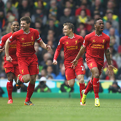 Norwich v Liverpool | Premiership | 20 April 2014