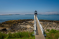Marshall Point Lighthouse, Port Clyde, Maine.