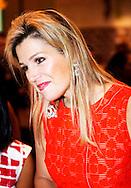 8-3-2014    LIMA - PERU Bijwonen van de slotbijeenkomst van 'Strengthening Women's Entrepeneurship in Peru samen met First Lady van Peru, Nadine Heredia. COPYRIGHT ROBIN UTRECHT