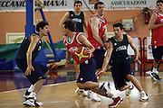 Ferentino, 01/04/2008<br /> Basket, Nazionale Italiana Maschile Senior<br /> Raduno a Ferentino<br /> Nella foto: giuseppe poeta<br /> Foto Ciamillo