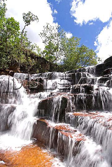Cachoeira do Lajeado - Rio Lajeado em Ponte Alta do Tocantins  Local: Ponte Alta do Tocantins - TO Data: 02/2008 Tombo:  19DM022 Autor: Delfim Martins