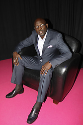 December 28, 2017 - FILE - Former footballer GEORGE WEAH is set to become Liberia's president at the second attempt. With most ballots from Tuesday's run-off vote counted, Mr Weah is well ahead of opponent J. Boakai. He will succeed E. Johnson Sirleaf, Africa's first elected female president, in Liberia's first democratic handover in decades. PICTURED: Sept. 8, 2013 - Boulogne, France - George Weah sits in leather chair. (Credit Image: © Panoramic/ZUMAPRESS.com)