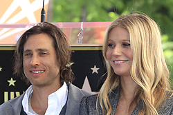December 4, 2018 - Los Angeles, CA, USA - LOS ANGELES - DEC 4:  Brad Falchuk, Gwyneth Paltrow at the Ryan Murphy Star Ceremony on the Hollywood Walk of Fame on December 4, 2018 in Los Angeles, CA  (Credit Image: © Kathy Hutchins via ZUMA Wire)