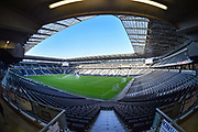 Stadium MK during the EFL Sky Bet League 2 match between Milton Keynes Dons and Grimsby Town FC at stadium:mk, Milton Keynes, England on 21 August 2018.
