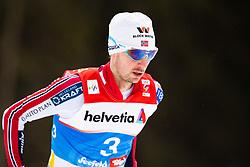 February 22, 2019 - Seefeld In Tirol, AUSTRIA - 190222 Jan Schmid of Norway competes in men's nordic combined 10 km Individual Gundersen during the FIS Nordic World Ski Championships on February 22, 2019 in Seefeld in Tirol..Photo: Vegard Wivestad Grøtt / BILDBYRÃ…N / kod VG / 170288 (Credit Image: © Vegard Wivestad GrØTt/Bildbyran via ZUMA Press)