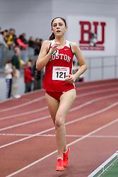 Mile, Grossman, Boston U<br /> BU Terrier Indoor track meet
