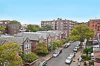 View from 35-24 72nd Street