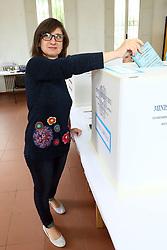 RITA BENETTI AL VOTO A GRADIZZA<br /> ELEZIONI AMMINISTRATIVE 2019