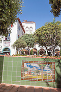 Downtown San Clemente on Del Mar Street
