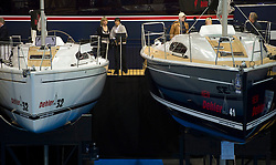 © Licensed to London News Pictures. 06/01/2012 London, UK. .The London Boat Show at the Excel Centre, London. The UK's premier marine leisure event runs from 6th to 15th January 2012..Photo credit : Simon Jacobs/LNP