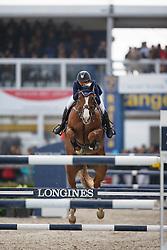 Daigneux-Lange Fabienne, (BEL), Venue D Fees Des Hazalles<br /> Belgisch Kampioenschap - Lanaken 2015<br /> © Hippo Foto - Dirk Caremans<br /> 19/09/15