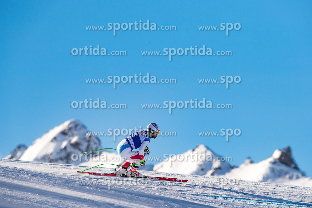 01.12.2016, Val d Isere, FRA, FIS Weltcup Ski Alpin, Val d Isere, Abfahrt, Herren, 2. Training, im Bild Carlo Janka (SUI) // Carlo Janka of Switzerland in action during the 2nd practice run of men's Downhill of the Val d Isere FIS Ski Alpine World Cup. Val d Isere, France on 2016/01/12. EXPA Pictures © 2016, PhotoCredit: EXPA/ Johann Groder