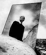 Bill Brandt self portrait 1966