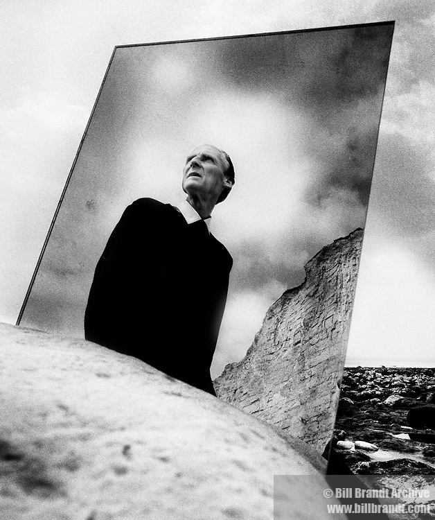 Bill Brandt self portrait 1966