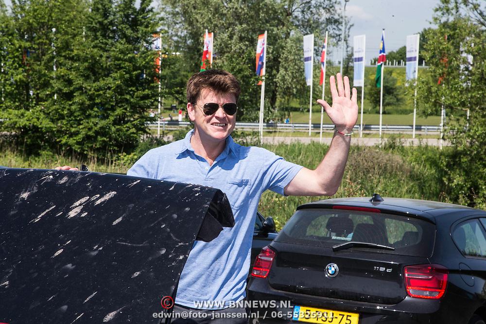 NLD/Amsterdam/20140517 - Don golftoernooi 2014, Beau van Erven Dorens