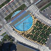 Peter Walker Landscape Design, Linear Park, San Diego, California, Professional Aerial Photography, Aerial Drone Photography, Drone Photographer, John Durant Photographer, Corporate Real-Estate Photography, Aerial Architectural Photography, Aerial Video, Aerial Cinema, Aerial Cinematographer, San Diego Architectural Photographer, Southern California Architectural Photographer