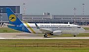 Ukraine International, Boeing 737