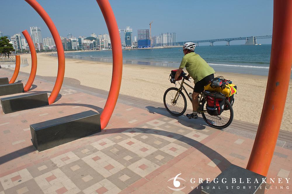 Gwangalli Beach Boardwalk, Busan, South Korea