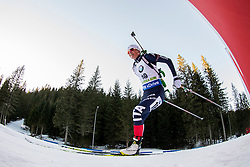 Karin Oberhofer (ITA) during Women 12.5 km Mass Start at day 4 of IBU Biathlon World Cup 2015/16 Pokljuka, on December 20, 2015 in Rudno polje, Pokljuka, Slovenia. Photo by Urban Urbanc / Sportida