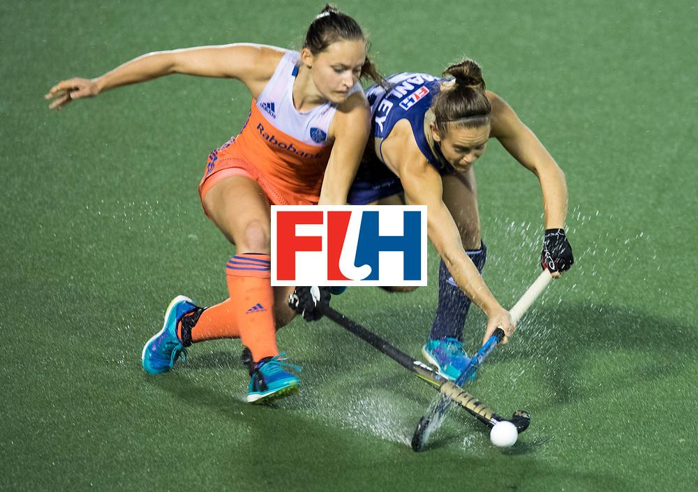 AUCKLAND - Sentinel Hockey World League final women<br /> Match id 10296<br /> 06 Usa v Netherlands<br /> Foto: Kelly Jonker.<br /> WORLDSPORTPICS COPYRIGHT FRANK UIJLENBROEK