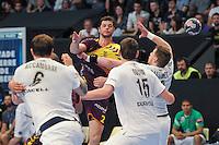 Alberto Entrerrios - 26.04.2015 - Handball - Nantes / Paris Saint Germain - Finale Coupe de France-  <br /> Photo : Andre Ferreira / Icon Sport