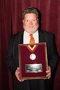 E. Stephen Voss, George d. Nickel Award recipient