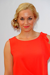 Wimbledon Party<br /> Sabine Lisicki attends the annual pre-Wimbledon party at Kensington Roof Gardens,<br /> London, United Kingdom<br /> Thursday, 20th June 2013<br /> Picture by Chris  Joseph / i-Images