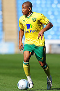 Picture by Alex Broadway/Focus Images Ltd.  07905 628187.30/7/11.Simeon Jackson of Norwich City during a pre season friendly at The Ricoh Arena, Coventry.