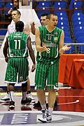 DESCRIZIONE : Milano Lega A1 2009-10 Campionato AJ Milano - AIR Avellino<br /> GIOCATORE : Dylewicz<br /> SQUADRA : AIR Avellino<br /> EVENTO : Campionato Lega A1 2009-2010<br /> GARA : AJ Milano - AIR Avellino<br /> DATA : 11/04/2010<br /> CATEGORIA : Delusione<br /> SPORT : Pallacanestro <br /> AUTORE : Agenzia Ciamillo-Castoria/D.Pescosolido