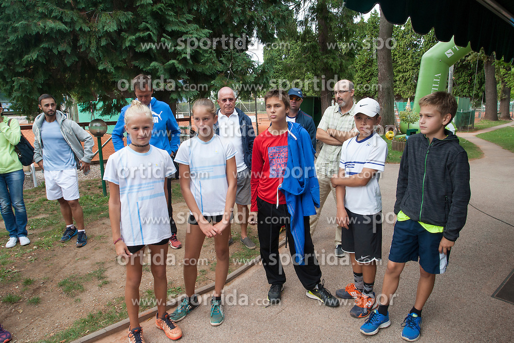 18.09.2016, Maribor, Tenis, Tilia Play Off ekipnih tekmovanje tenis Slovenije, Foto: Marko Vanovšek