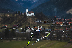 EDER Lisa (AUT) during qualification round of FIS Ski Jumping World Cup Ladies Ljubno 2020, on February 23th, 2020 in Ljubno ob Savinji, Ljubno ob Savinji, Slovenia. Photo by Matic Ritonja / Sportida