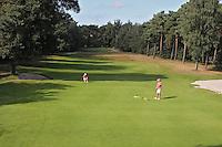 GEIJSTEREN - Hole 9 van Golf- en Countryclub Geijsteren. FOTO KOEN SUYK