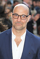 Stanley Tucci, Iron Man 3 UK Special Screening, Odeon cinema Leicester Square, London UK, 18 April 2013, (Photo by Richard Goldschmidt)