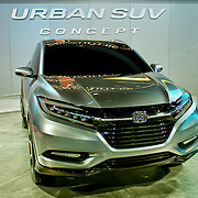&quot;Honda Urban SUV Concept&quot; 2<br />