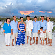 Kwon Family Beach Photos