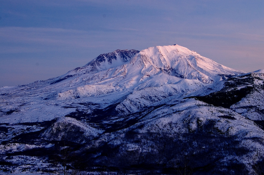 Mount St. Helens National Volcanic Monument is a United States National Monument in southwest Washington State that was the site of a massive volcanic eruption on May 18, 1980.