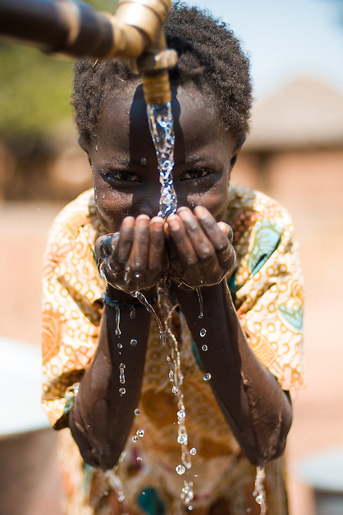 Clean water is one of the many impacts that Create Change is having on the community.